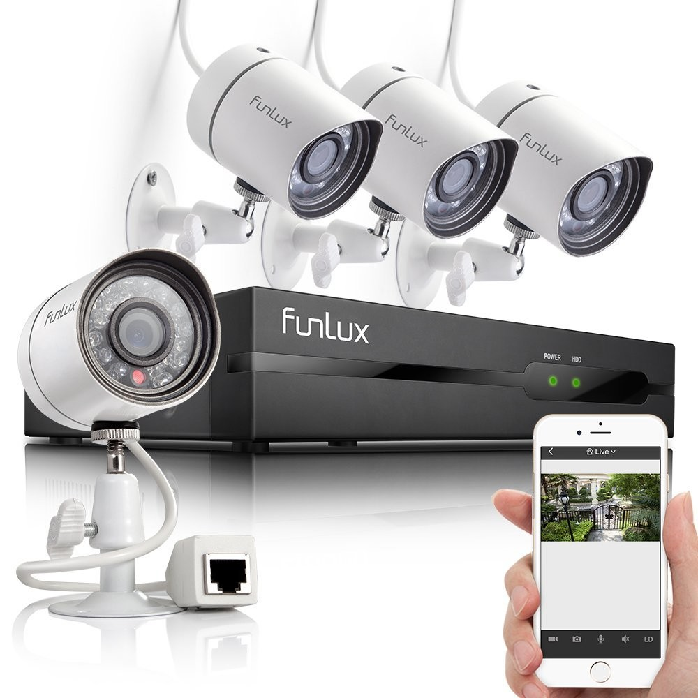 best wireless security camera system 8